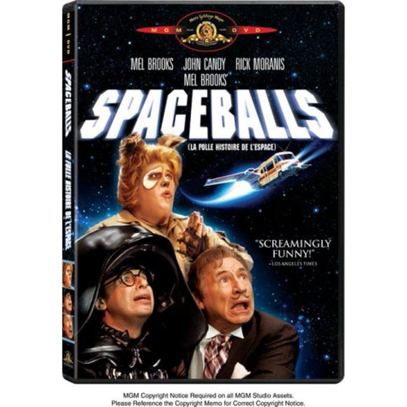 Sony Other - Spaceballs and Ghostbusters 1+2.